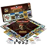 MONOPOLY - Pirates of the Caribbean Trilogy Edition by Sports Memorabilia