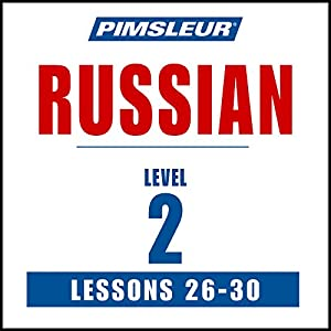 Russian Level 2 Lessons 26-30 Speech