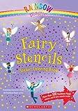 Rainbow Magic: Fairy Stencils: Sticker Coloring Book