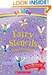 Rainbow Magic: Fairy Stencils: Sticke...