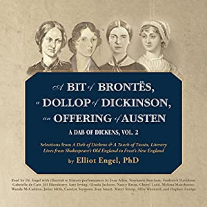 A Bit of Brontës, a Dollop of Dickinson, an Offering of Austen Hörbuch