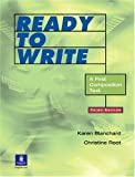 Ready to write :  a first composition text /