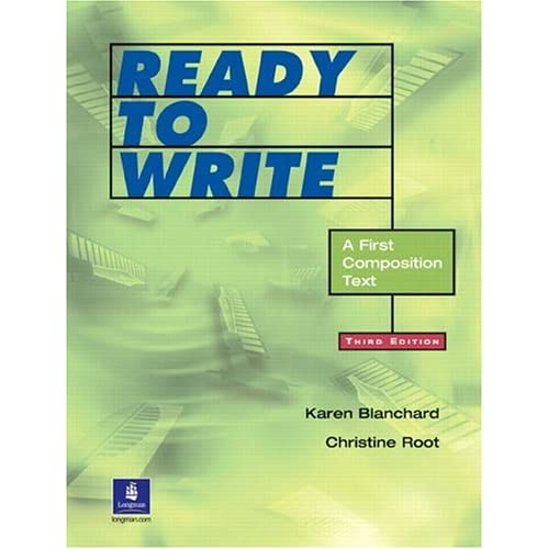 Ready to Write 2nd. Edition 51AN9ZY777L._SS500_