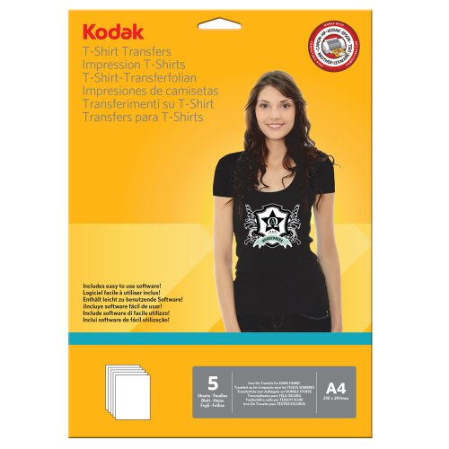 kodak-pochette-de-5-feuilles-de-papier-transfert-pour-t-shirt-fonce-a4