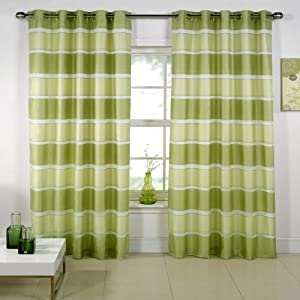 Http Amazon Co Uk Lime Green Eyelet Curtains Santana Dp B0051u5efk