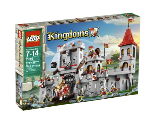 Lego Kingdoms King'S Castle 7946 front-901977