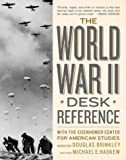 The World War II Desk Reference (0060526513) by Brinkley, Douglas