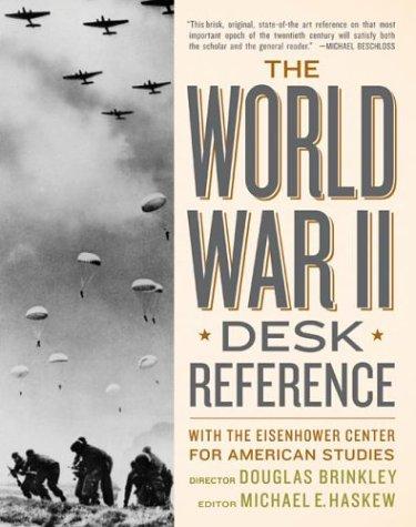 The World War II Desk Reference, Douglas Brinkley