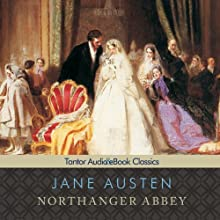 Northanger Abbey Audiobook by Jane Austen Narrated by Donada Peters