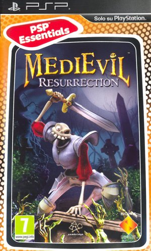 PSP ESSENTIALS MEDIEVIL RESURRECTION