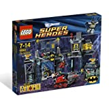 LEGO® The Batcave DC Universe Super Heroes Set 6860