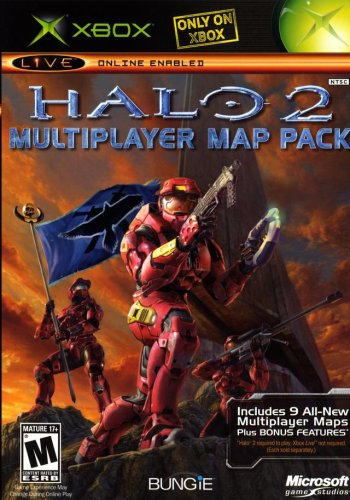 Halo 2 Multiplayer Map Pack Discount.