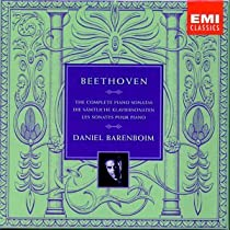 Beethoven: Complete Piano Sonatas / Daniel Barenboim