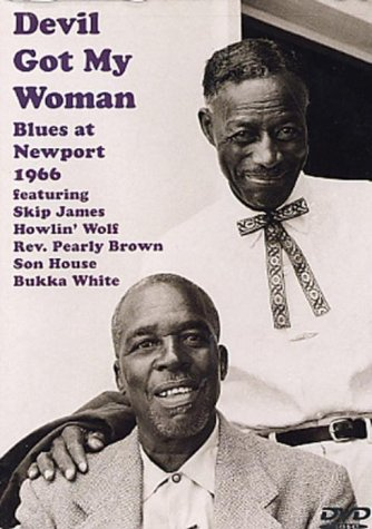 Devil Got My Woman: Blues at Newport 1966 [DVD] [Import]