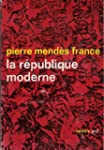 La rpublique moderne