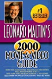 Leonard Maltin's Movie and Video Guide 2000 (Leonard Maltin's Movie Guide) (0452281237) by Leonard Maltin
