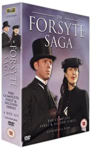 The Forsyte Saga: The Complete Series 1 And 2 [DVD] [2002]