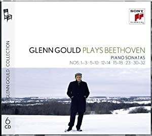 Glenn Gould plays Beethoven
