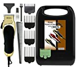 Wahl 79111 Classic Fader 11 Piece Ultra Close Complete Haircutting Kit