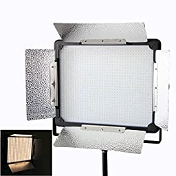 Dison Bi-Color 1080LEDs Video Photography Studio Panel Lighting Photo DSLR Light