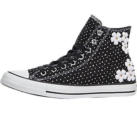Converse Womens Chuck Taylor All Star Floral Polka Dot - Import It All b6dd0dbae