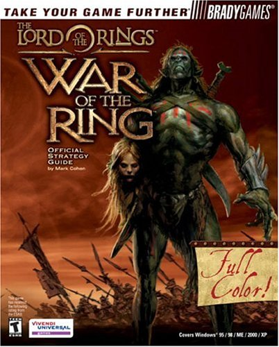 The Lord of the Rings: War of the Ring - Official Strategy Guide