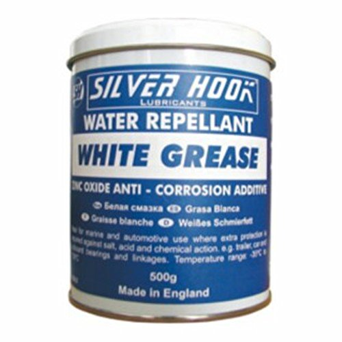 2-x-silverhook-white-grease-water-repellent-with-zinc-oxide-for-auto-marine-use-500g-tin