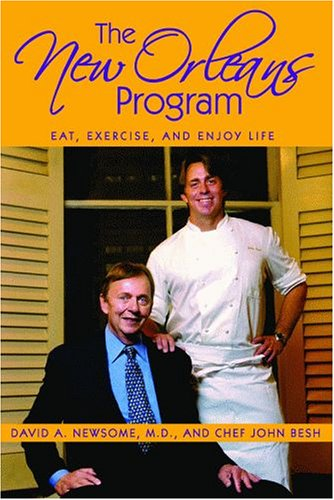 New Orleans Program: Eat, Exercise, And Enjoy Life