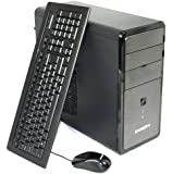 Zoostorm 7877-1095 Value No OS PC (Intel Quad Core i5-3330  3.0GHz, 8GB DDR3, 1TB SATA HDD, DVDRW) - Silver