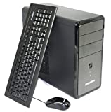 Zoostorm 7877-0402 Home Media Desktop PC (Intel Pentium G850 2.9GHz Processor, 500GB HDD, 4GB DDR3, Nvidia GeForce 1GB GT620 Graphics Card, DVD-RW, Windows 8)