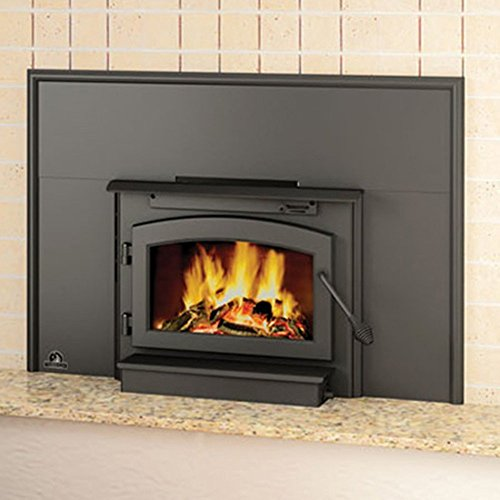 Best Buy! Timberwolf Economizer EPA Wood Burning Fireplace Insert