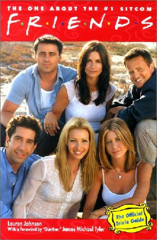 Friends : The One About the #1 Sitcom, LAUREN JOHNSON