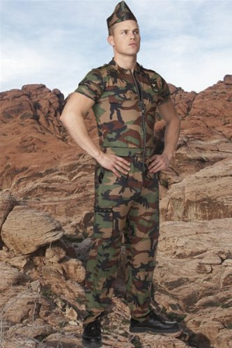 G.I. Army Guy Costume - S/M