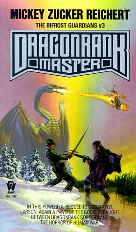 Dragonrank Master (Bifrost Guardians), MICKEY ZUCKER REICHERT
