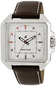 Titan Fastrack His & Her 3078sl01 Gents Watch