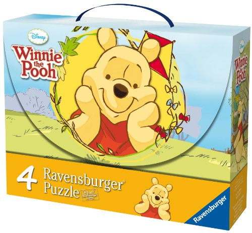 Cheap Fun Ravensburger Winnie the Pooh Puzzle Case (B004DL15N8)