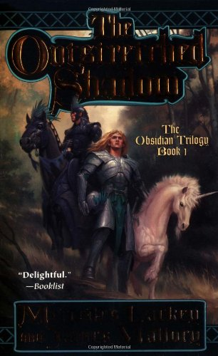 The Outstretched Shadow: The Obsidian Trilogy: Book One (The Obsidian Mountain Trilogy)