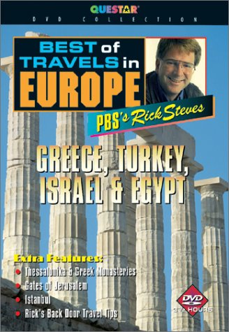 Rick Steves Best of Travels in Europe - Greece, Turkey, Israel & Egypt