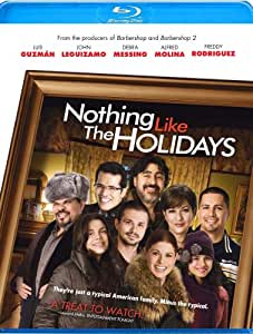Nothing Like the Holidays [Blu-ray]