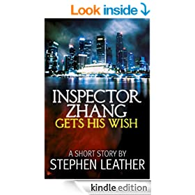 Inspector Zhang Gets His Wish   (a free short story)