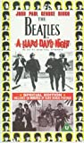 A Hard Day's Night [VHS] [1964]