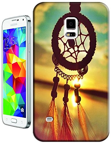 Phone Accessory Oil Paint Aeolian Bells Original Protective Color Print Hard Case Cover Back Cases For Samsung Galaxy S5 I9600 No.26
