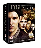 The Complete Merlin BBC TV Series DVD Box Set Collection: Series 1, 2, 3, 4 and 5 + Extras