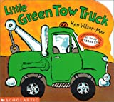 img - for Little Green Tow Truck (mini Max Version) book / textbook / text book