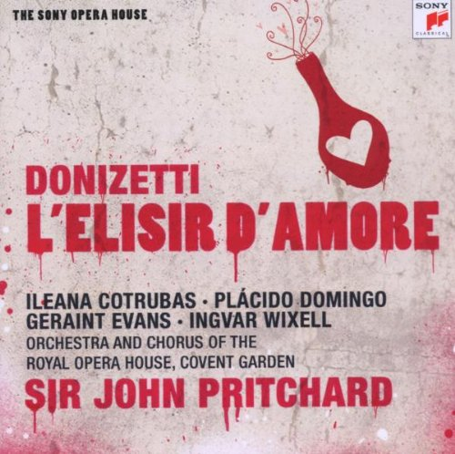 Donizetti - Elisir D'Amore (Sony Opera House) [2 CD]
