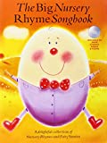 The Big Nursery Rhyme Songbook Pf Book/Cd