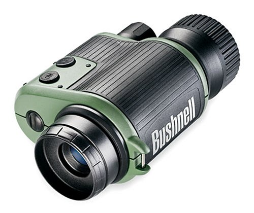 Best Review Of Bushnell Night Watch 2x24 w/Built in Infrared Monocular