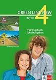 Green Line New - Ausgabe Bayern 8. Klasse. Englisches Unterrichtswerk für Gymnasien: Green Line New 4. Trainingsbuch Schulaufgaben. Bayern: Gymnasium title=