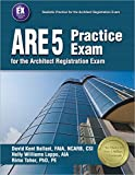 img - for ARE 5 Practice Exam for the Architect Registration Exam book / textbook / text book