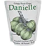 Danielle: Roasted Coconut Chips 2 Oz (12 Pack Case)